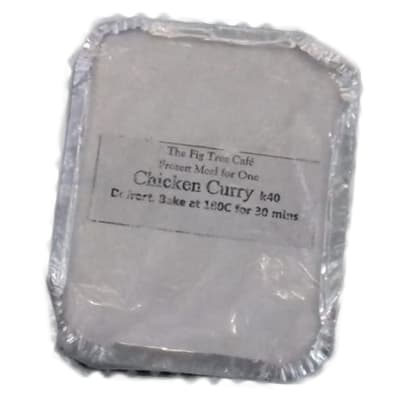 Fruit of the Fig - Frozen Chicken Curry image