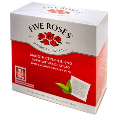 Tea Bags - Smooth Ceylon Blend image