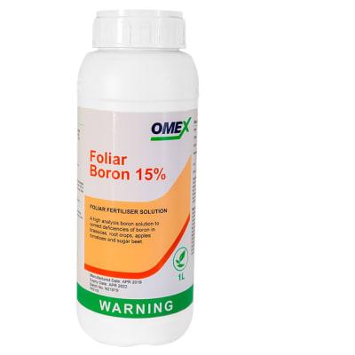 Foliar Boron 15%  Fertilizer Solution  image