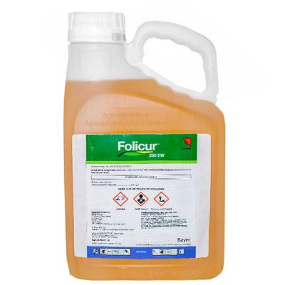 Folicur 250  E.W Fungicide  5 Litres  image