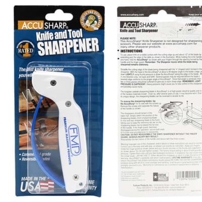 Butchers Knives - AccuSharp Sharpener image