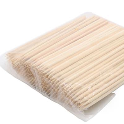 Butchers Requisites - Bamboo Skewers 20cm X 5.3 mm image