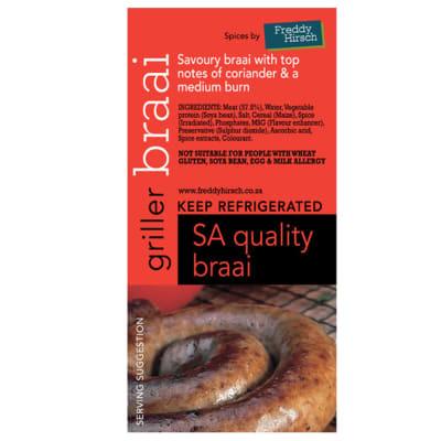 Braai - S.A Quality Label image