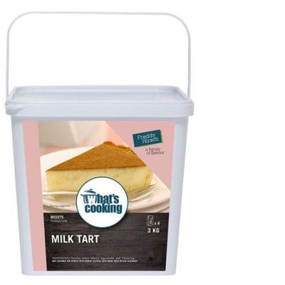 Desserts & Beverages - What's Cooking Milk Tart Tub image