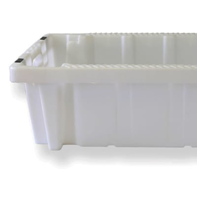 Butchers Requisites - Freddy Hirsch Plastic Meat Tray - Large image