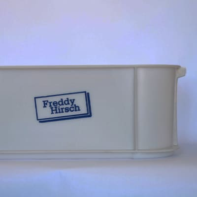 Butchers Requisites - Freddy Hirsch Plastic Meat Tray - Small image