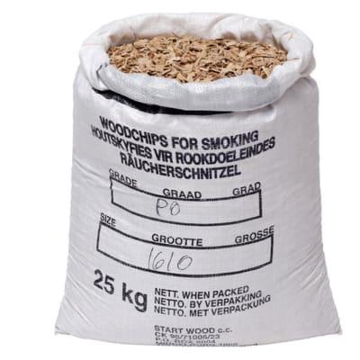 Woodchips - Pure Oak Woodchips 25kg image