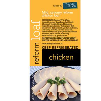 Loaves - Reform Chicken Loaf Label image