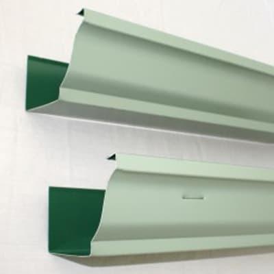 Aluminium Gutters image