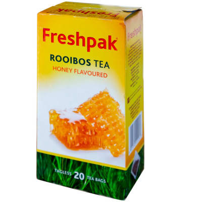Freshpak Rooibos Tea Honey Flavored image