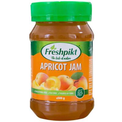 Freshpikt Apricot jam - 500g image