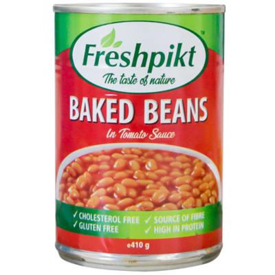 Freshpikt Baked Beans image