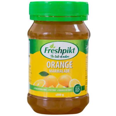 Freshpikt Orange jam - 500g image