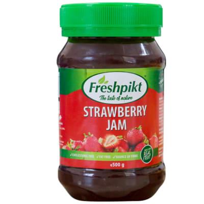 Freshpikt Strawberry jam image