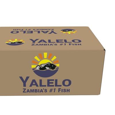 Frozen Yalelo Zambian Bream Whole Round - 10kg image