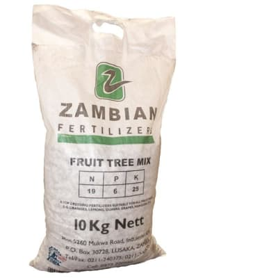 Basal Dressings Fruit Tree Mix  Fertilizer - 10kg image
