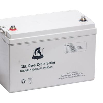 Gel Deep Cycle Series Solar 12v-100ah image
