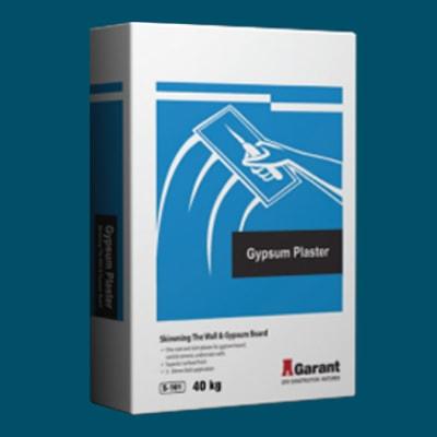 Gypsum Products - Gypsum Plaster image