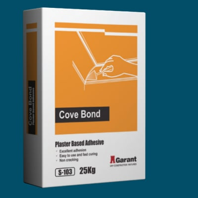 Gypsum Products - Cove Bond image