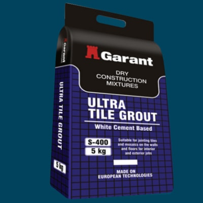 Adhesive Products - Ultra-Tile Grout image