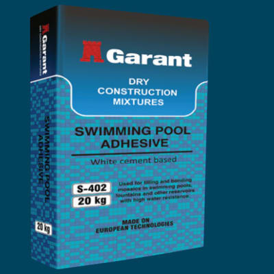 Adhesive Products - Swimming Pool image