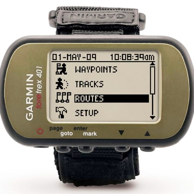 Garmin Foretrex 401 GPS image