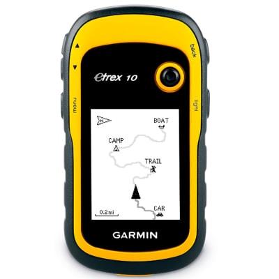 Garmin eTrex 10 Handheld GPS image