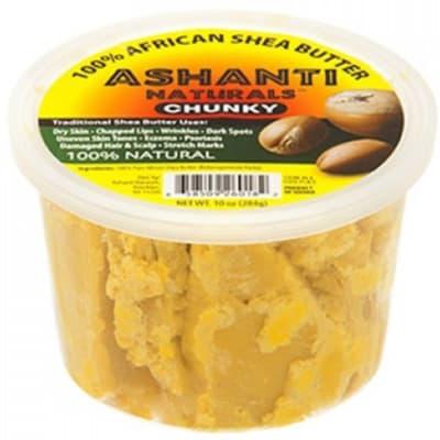 Ghana100% Shea Butter Chunky Organic image