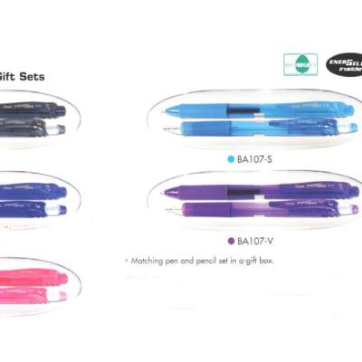 Gift Sets - BA107 Pen & Pencil  EnerGelx  image
