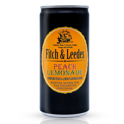 Fitch and Leedes - Peach Lemonade image