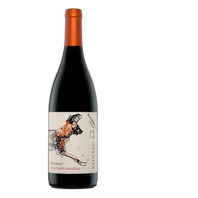 Painted Wolf - Guillermo Swartland Pinotage  image