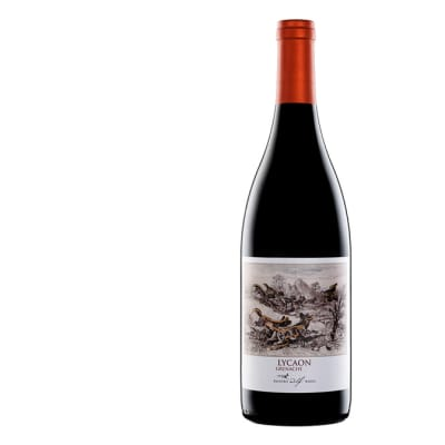 Painted Wolf - Grenache - Lycaon  image
