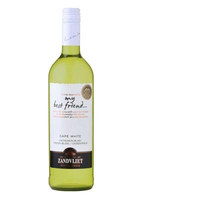 Zandvliet - My Best Friend Cape White Sauvignon Blanc/Chardonnay  image