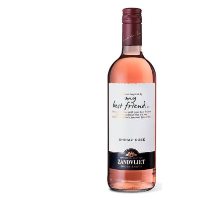 Zandvliet - My Best Friend Shiraz Rose image