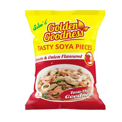 Golden Goodness  Soya   Tomato & Onion  20 X 90g  image