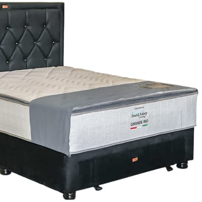 Grande Rio  Pillow Top  Mattress & Base Set image