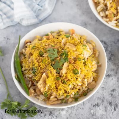 the snacks point - Bhel Puri image