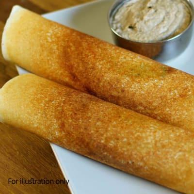 the snacks point - Masala Dosa image