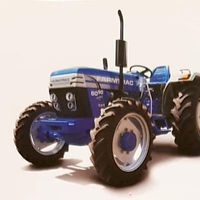 Farmtrac 6075 - Tractor image