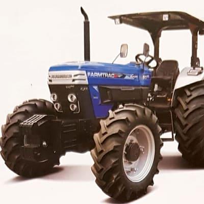 Farmtrac 6090 Pro Tractor image
