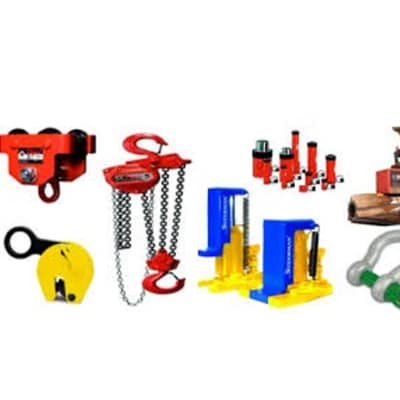 Lifting Equipment image