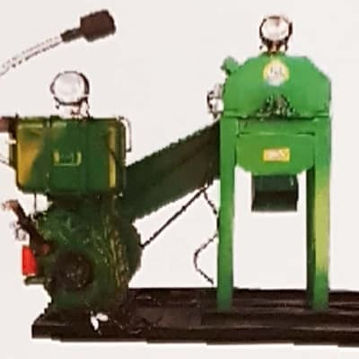 Maize Grinding Mill with Diesel Engine image
