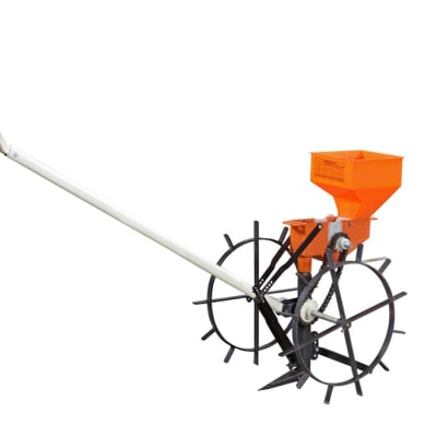 Manually operated Automatic Seed Drill image