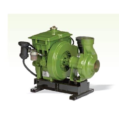 Single Piston Diesel Engine image