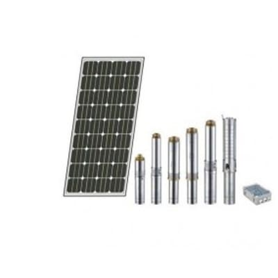 Solar Pumps and panel image