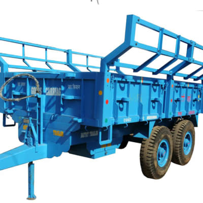 two axle Trailer image