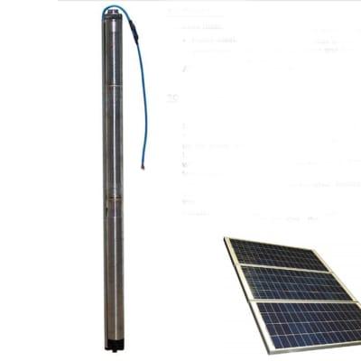 Grundfos SQFLEX 2.5-2N solar pump image