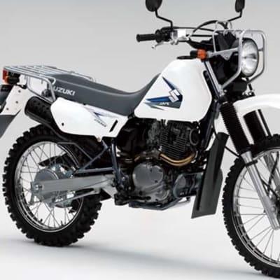 Suzuki DR200SE motorcycle image