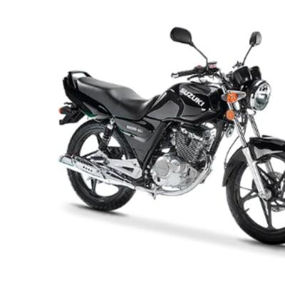 Suzuki EN125-HUZ motorcycle image
