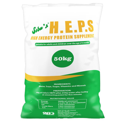 H.E.P.S High Energy Protein Supplement 50kg image